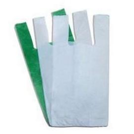 Embalagens plásticas recicladas