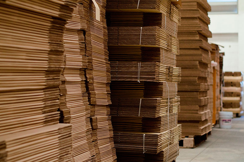 indústria embalagens