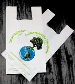 sacolas recicladas fabrica